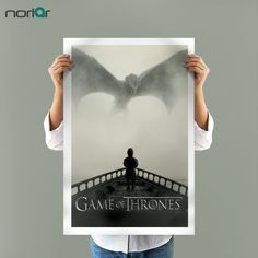 Frameless HD Printed Game of Thrones Painting Canvas Print Room Decor Print Poster Picture canvas Printings