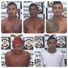 POLÍCIA DO PARÁ                                 Ao Alcance de Todos!: PRESOS CINCO ENVOLVIDOS EM CRIMES NO MUNICÍPIO DE ...
