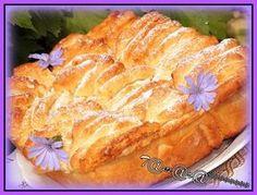 Пирог Гармошка с лимонной начинкой. Рецепт c фото, мы подскажем, как приготовить!
