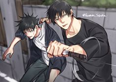 Fanarts Anime, Anime Characters, Manga Anime, Anime Art, Tenten Y Neji, Anime Bebe, Anime Boyfriend, Dark Anime, Haikyuu Anime