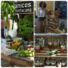 Mercado Orgánico  Punta Cana Village #verderanamarket #begreen #liveingreen