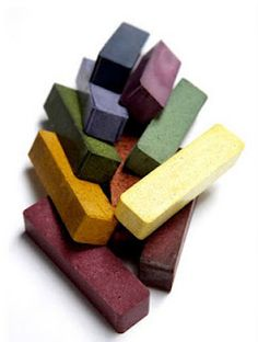 Beeswax crayons, plant-infused color. Beautiful, safe, sustainable. Eco-mom bliss :)