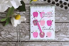 Pickled Paper Designs: Papertrey Ink March Release: School Days, Great Teachers & Big Apple