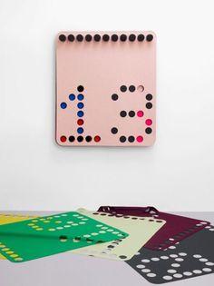 Graphic Thought Facility / Kvadrat / Divina / Calendar / 2014