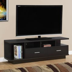 Monarch Specialties 60 in. TV Stand - I 267