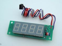LED Number Display for the Handy Cricket