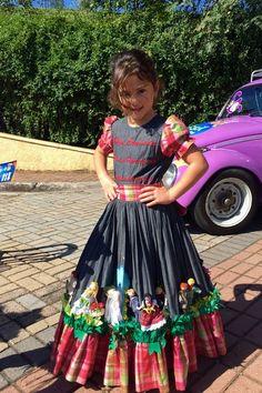 Vestidos festa junina mais lindos!