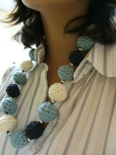 Blog de Goanna: Patrón bolas de crochet - ganchillo