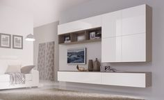 Ikea Living Room, Small Living Rooms, Modern Living, Sweet Home Design, Living Room Partition, Living Room Tv Unit Designs, Bedroom Setup, Muebles Living, Tv Stands