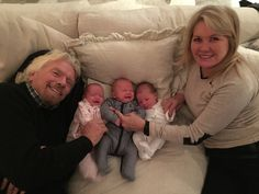 What I've learned from being a grandfather - Richard Branson, Virgin.com