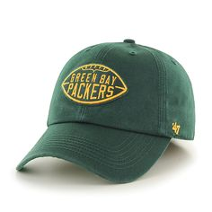 Green Bay Packers Papa Franchise Dark Green 47 Brand Hat 514540be5