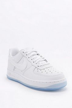 9fe8f0565c1c Nike Air Force 1 Ultra Holographic White Trainers
