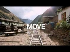 MOVE: inspiring video of a 6-week journey around the world.
