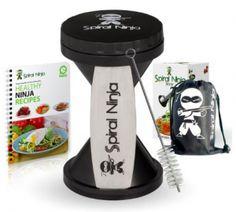 Spiral Ninja Vegetable Spiralizer Amazon Sale