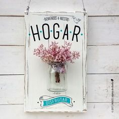 Porta flores | Hogar para disfrutar