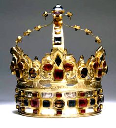 Crown of Augustus II of Saxony