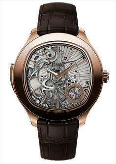 Piaget Emperador Coussin Ultra-Thin Minute Repeater.