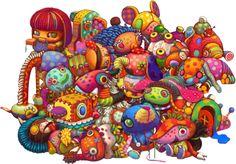 Ragdolls by Yoko d'Holbachie