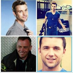 chicago fire & chicago pd!