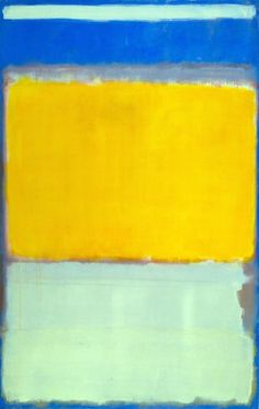 what is life without art? No. 10 Mark Rothko - 1950