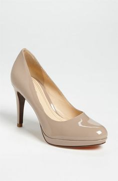 Highly rec these for comfy, classic pumps.  Cole Haan 'Chelsea' Pump available at #Nordstrom