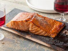 Salmon with Honey-Balsamic Glaze #salmon #honey #client