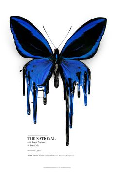 The National by Sean Freeman