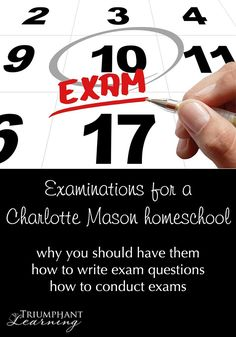 Have you wondered how to implement exams in your Charlotte Mason homeschool? Read why you should implement examinations in your homeschool. Includes practical advice for writing and implementing exams.