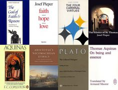 Philosophy 101 Books  Recommended by Fr. Barron  Philosophy is the handmaiden of Theologoy
