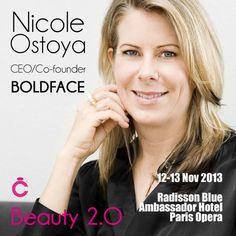 innoCos - meet our speakers - Nicole Ostoya.