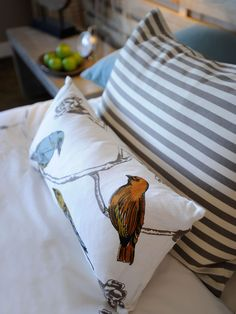 Linens from Dwell Studio