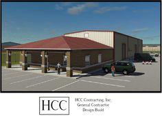 Warehouse, Design, Build, Construction