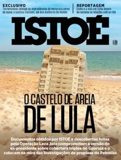 BLOG DO ALUIZIO AMORIM: DESMORONA O CASTELO DE LULA