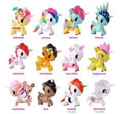 Tokidoki UNICORNO (Series 5): VINYL ART FIGURE unicorn unicornos pony kidrobot | Toys & Hobbies, Action Figures, Designer & Urban Vinyl | eBay!
