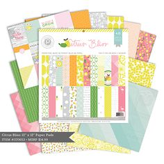 "I added ""Introducing Citrus Bliss! 