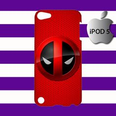 Deadpool Wade iPod 5 5g 5th Touch Case Cover