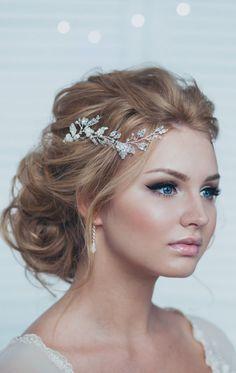 Gorgeous Bridal Headpiece | Bridal Hair Pin