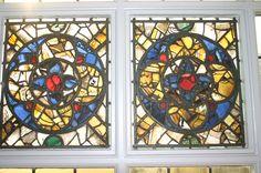 Scherven Renaissance venster Nassautoren