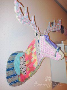 Cardboard deer - Toy cardboard