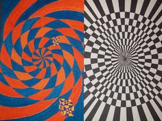 optical illusion art | Optical Illusion Project by ~Ghost-Assassin on deviantART
