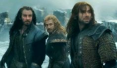 The heirs of Durin a few moment before their death. Tolkien I hate you for that !!!!