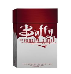 Buffy the Vampire Slayer - The Chosen Collection - this is used. check for new items before ordering