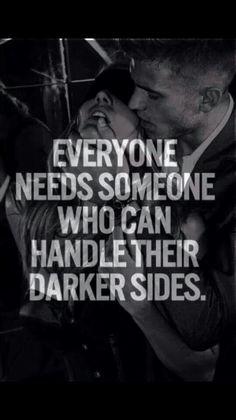 Everyone needs someone!