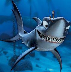 Finding Nemo's...Chum