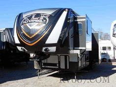 2016 New Forest River XLR Thunderbolt 375AMP Toy Hauler in Virginia VA.Recreational Vehicle, rv, 2016 Forest River XLR Thunderbolt 375AMP, ,