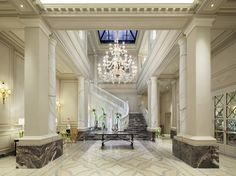 The sweeping staircase, Murano chandeliers and marble pillars in the lobby of Milan's newest luxury hotel may have a lot of operatic elegance but upstairs, rooms by architect-owner Paola Giambelli and Paris based designer Pierre-Yves Rochon are soothing nests done up with neutral-colored silk damask, white duvet covered beds with thickly padded headboards, crystal table lamps and terrazzo or parquet floors. Hot List 2015 - Urbanist Standouts