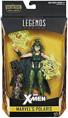 View our latest addition to our website Polaris Marvel Le... here http://dbtoystore.com/products/polaris-marvel-legends-6-inch-action-figure?utm_campaign=social_autopilot&utm_source=pin&utm_medium=pin