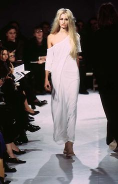 Ann Demeulemeester - Spring / Summer 1997 | Kirsty Hume