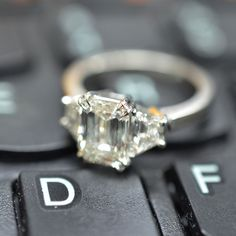 Diamond Engagement Ring - ID Jewelry Best Engagement Rings in NYC.