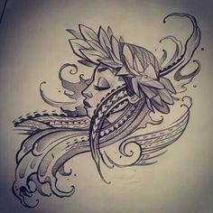 Maori princess tattoo